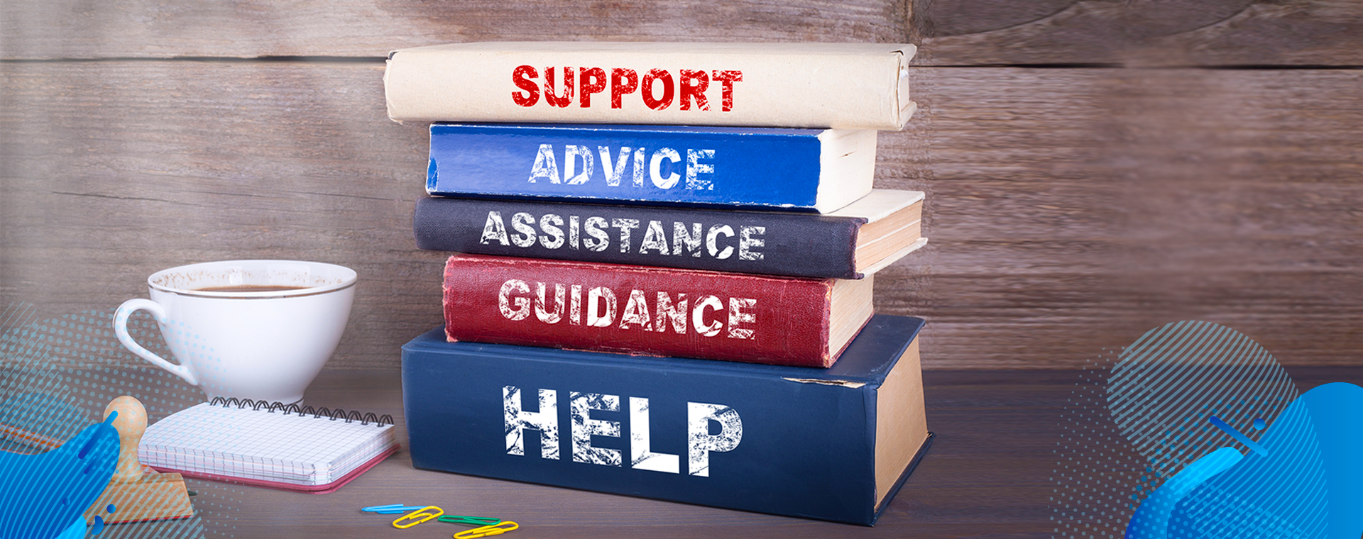 Established and respected  counselling and advice services